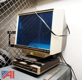 Microfiche #515 Northwest Microfilm Reader