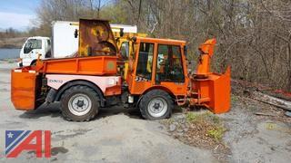 2004 Holder C9.78 Utility Vehicle with Attachments