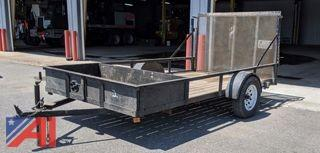 2003 Cross Country Utility Trailer with Ramp