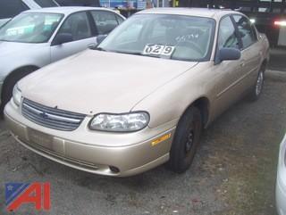 2005 Chevy Classic Sedan