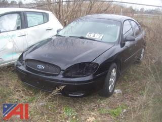 2004 Ford Taurus Sedan