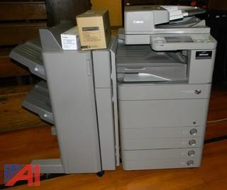 (#3) 2015 Canon 5250 Color Copier
