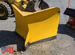 "Skid Steer 55"" Mount V-Plow"