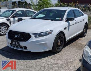 2013 Ford Taurus /Police Interceptor Sedan