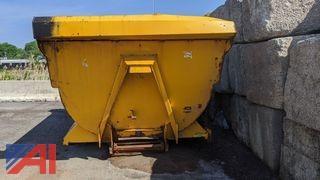 Rolling Floor Dump Box