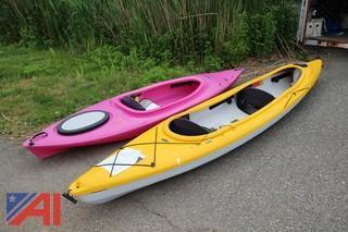 Pelican & Fusion Kayaks