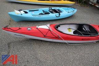 Perception & Wilderness Kayaks