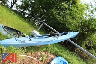 Otter & Pamlico Kayaks