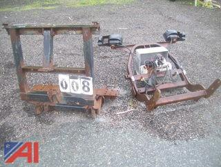 Viking Snow Plow Frame E#39825