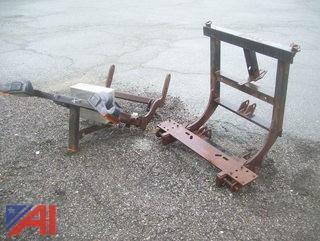 Viking Snow Plow Frame E#39826