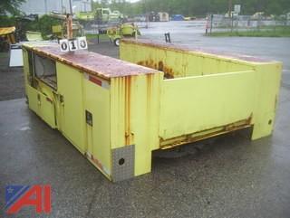 2001 Stahl Utility Body E#39828