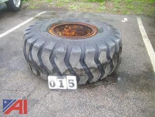 Loader Tire E#39830