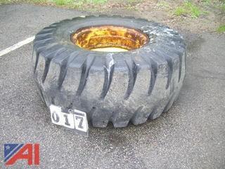 Loader Tire E#39831