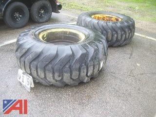 Loader Tires E#39832