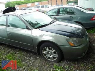 (#4) 2006 Nissan Altima 4 Door