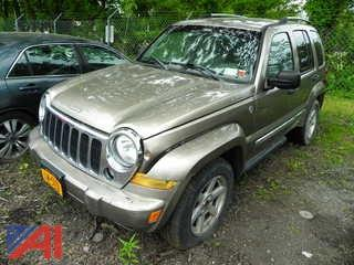 (#7) 2005 Jeep Liberty SUV