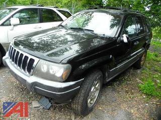 (#11) 2001 Jeep Grand Cherokee Laredo SUV