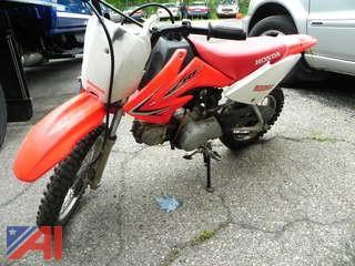(#20) 2011 Honda CRF70F Dirt Bike