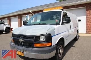 2005 Chevy Express 2500 Work Van