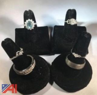 Jewelry/Rings, NY #16509