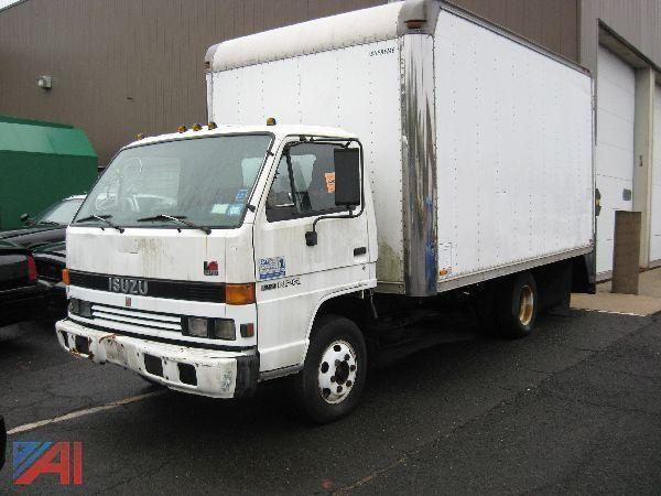 High Quality 1994 Isuzu NPR Box Truck. U2039u203a
