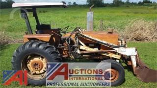 Glades County FL Allis Chalmers Tractor Auction