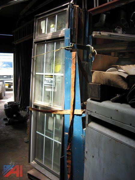 pella proline windows white 3 new pella proline replacement windows 85 u2039u203a auctions international auction business liquidation item