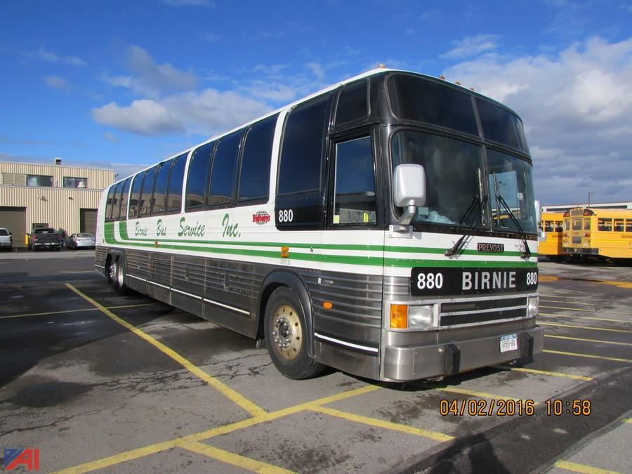 Auctions International - Auction: Business Surplus (Birnie Bus