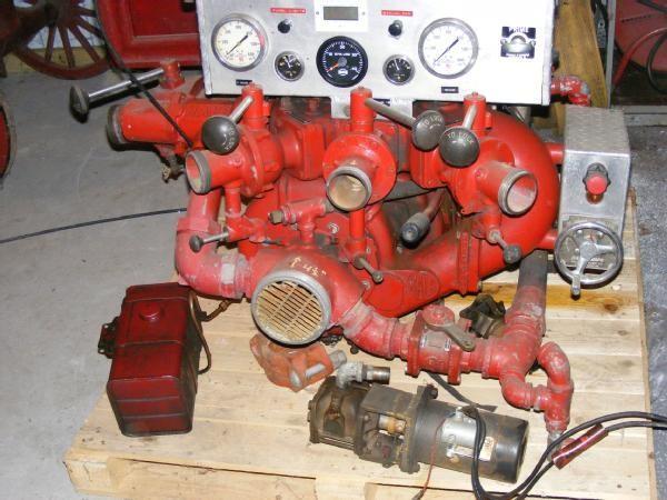 Auctions International - Auction: Candor Fire District ITEM: Front