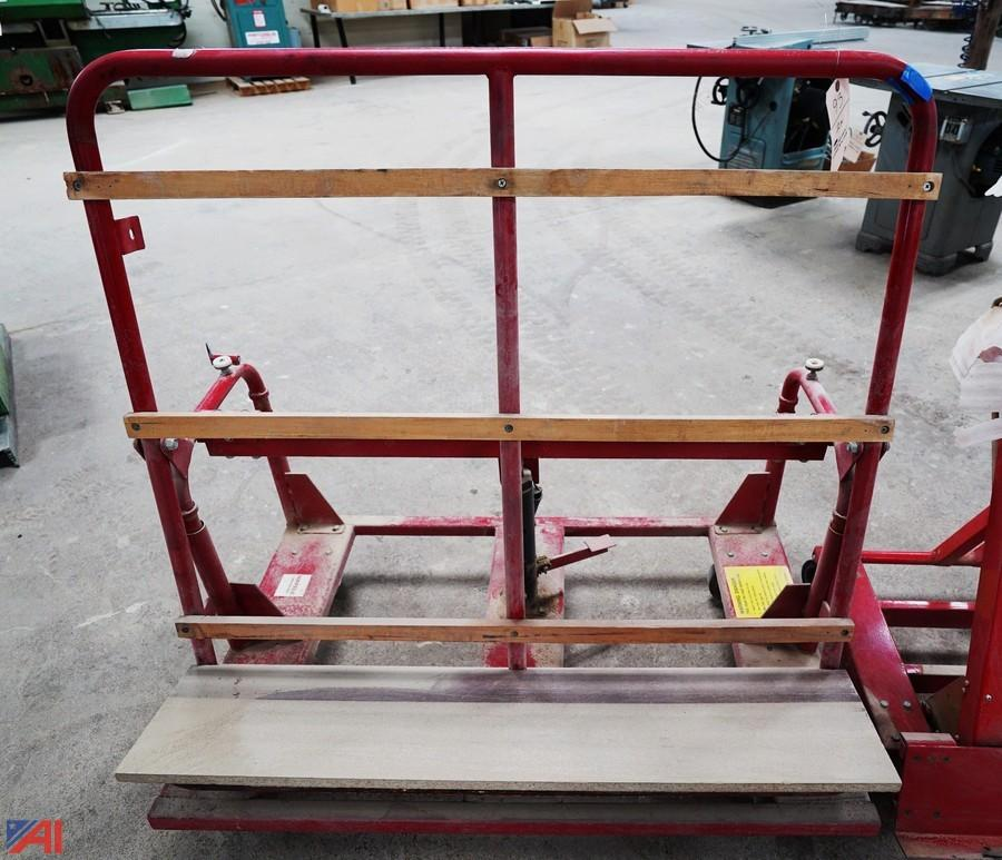 Click on any picture to see a larger image. & Auctions International - Auction: Day 2 Woodworking Industrial ...