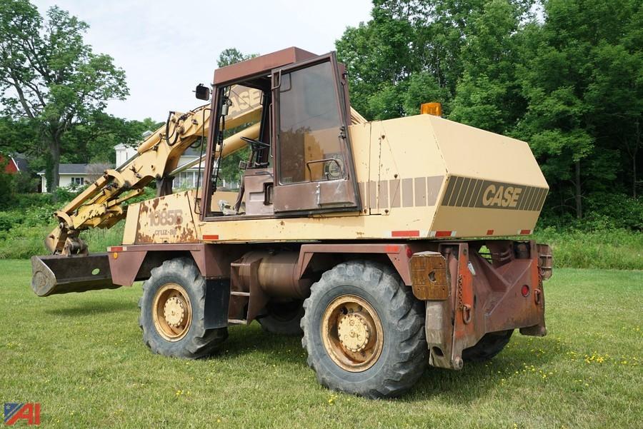 cruz air  escavatore gommato case drott 50801_2261552