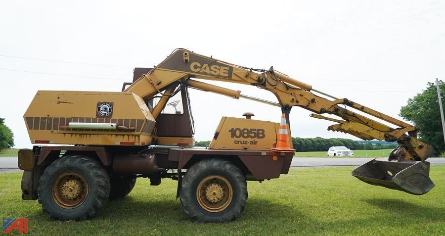 cruz air  escavatore gommato case drott 50801_5096685