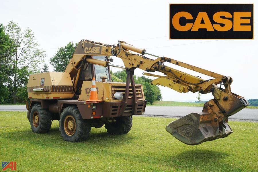 cruz air  escavatore gommato case drott 50801_7552460