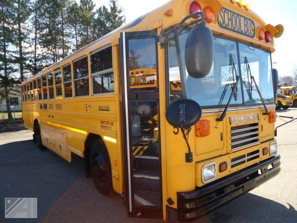 Beste 2002 Bluebird Bus Ideen - Der Schaltplan - greigo.com