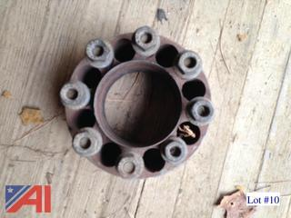 1989 Dodge Dual Rear Wheel Adapter