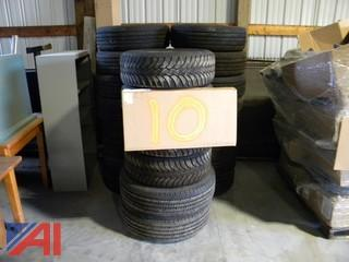 Lot of (22) Various Tires