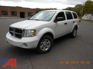 **Lot Updated-4WD** 2009 Dodge Durango SUV