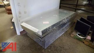 Jobox Diamond Plate Tool Box