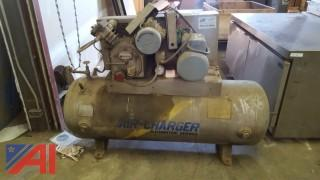 Ingersoll-Rand Air Charger Air Compressor