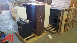 Metal Shelving Unit and More