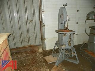 Walker Turner Band Saw