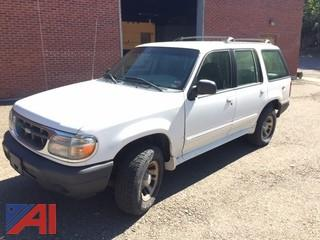 **Updated*** 2000 Ford Explorer