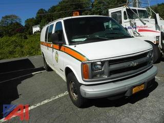 2002 Chevrolet Express Van