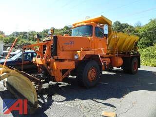 1977 Mack RM6864X Truck w/ Sander
