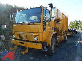 2001 Sterling SC8000 Cargo Leach Vac-All