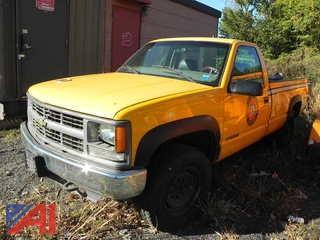 2000 Chevrolet K2500 Pickup