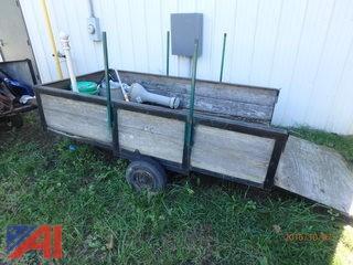 (2) Utility Carts