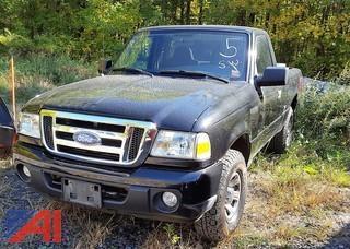 2008 Ford Ranger XLT Pickup