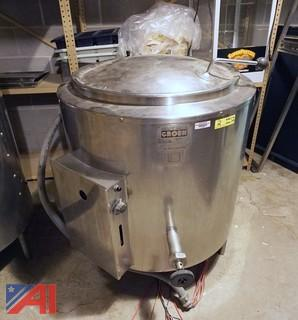 Groen  AE-1-30, 30 Gallon Jacketed Kettle