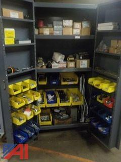 Heavy Duty Electrical Supply Cabinet